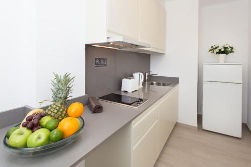 Cucina o angolo cottura di Apartamentos Art