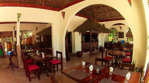 Ristorante o altro punto ristoro di Waikiki Resort Zanzibar