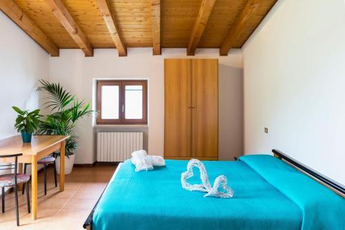 A room at Camping Monja