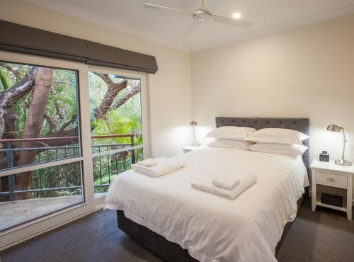 A room at The Mill Apartments Clare Valley