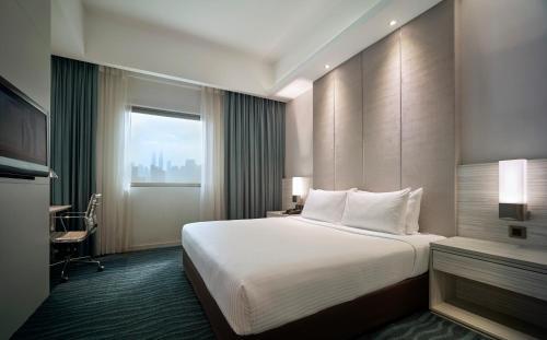A room at Sunway Putra Hotel, Kuala Lumpur
