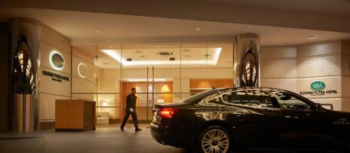 The lobby or reception area at Sunway Putra Hotel, Kuala Lumpur