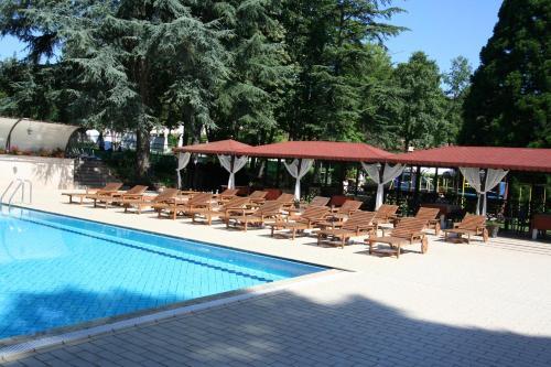 The swimming pool at or near Hotel Gloria Palace Diplomat