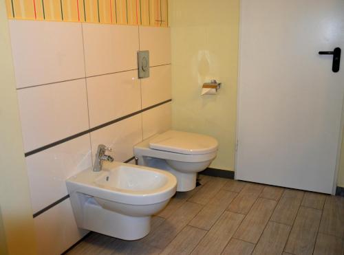 Ванная комната в Villa Four Rooms
