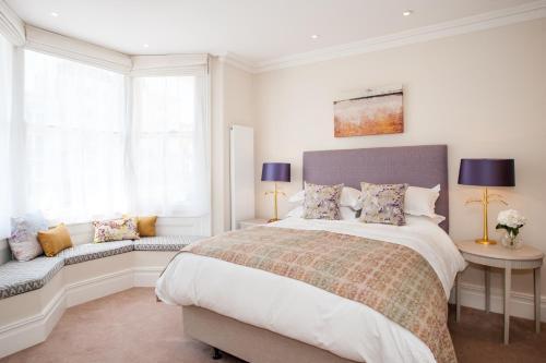 Una habitación en The Charm Brighton Boutique Hotel & Spa