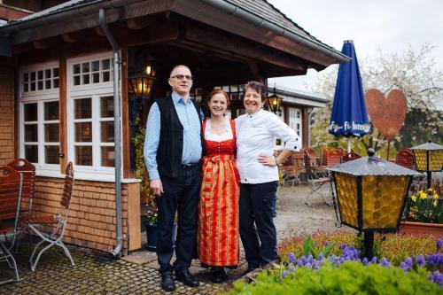Mitarbeiter der Unterkunft Hotel Adler Bärental