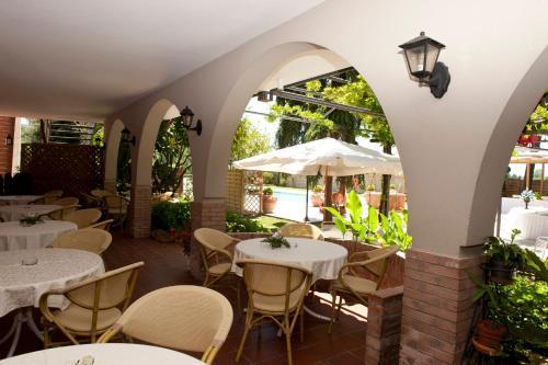 Ristorante o altro punto ristoro di Hotel La Palazzina