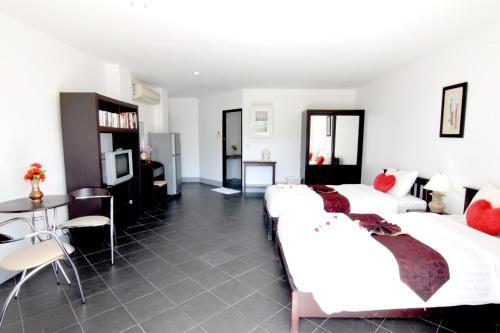 A room at Deng's Kamala Beach Hotel