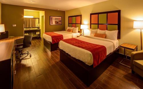A room at The Flagler Inn - Saint Augustine