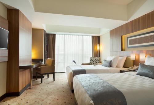 A room at Best Western Premier La Grande Bandung