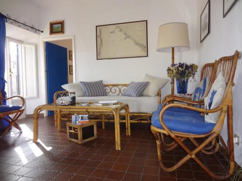 Area soggiorno di Torrione San Giovanni