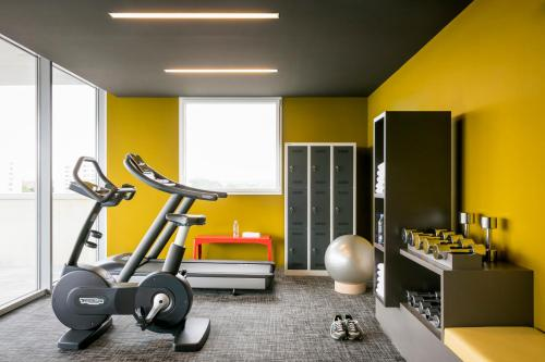 Salle ou équipements de sports de l'établissement Okko Hotels Bayonne Centre