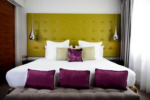 A room at K West Hotel & Spa