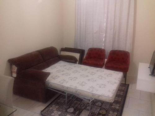 O lounge ou bar de Residencial Merano