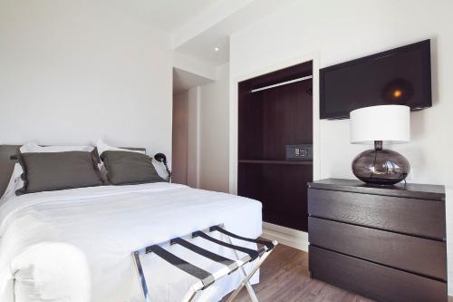 A room at Hotel Acta Madfor