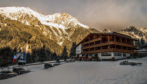 Sport Hotel Wildgall durante l'inverno