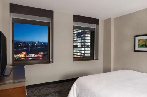 A room at Embassy Suites Pittsburgh-Downtown