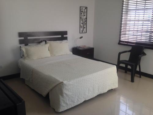 A room at Hostal Mar y Mar
