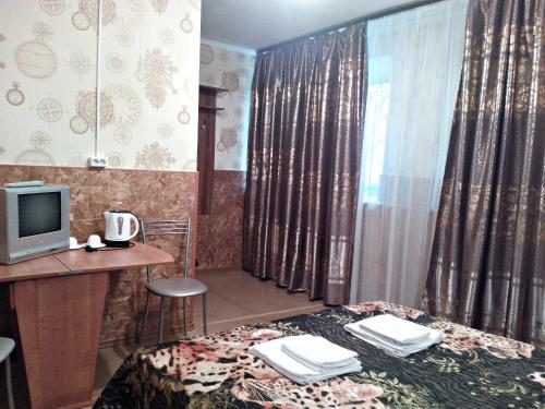 Ванная комната в Мини-отель Эконом на Маркса