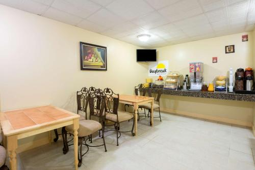 A restaurant or other place to eat at Days Inn by Wyndham Philadelphia - Roosevelt Boulevard