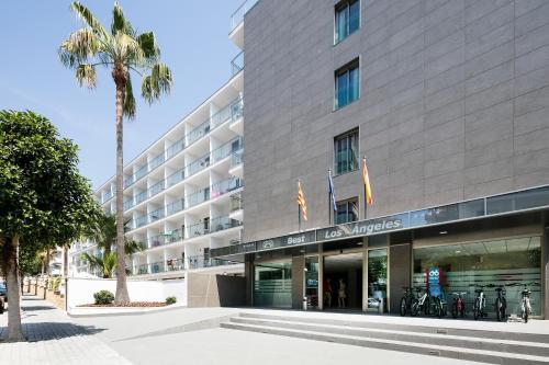 Fachada o entrada de Hotel Best Los Angeles