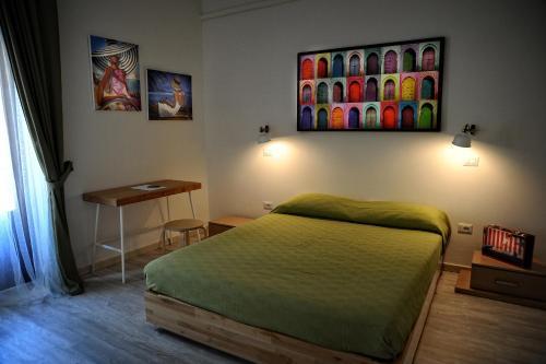 A room at Casa Castagna