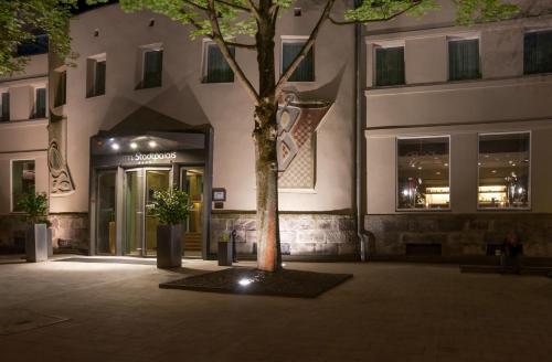 Фасад или вход в Hotel Stadtpalais