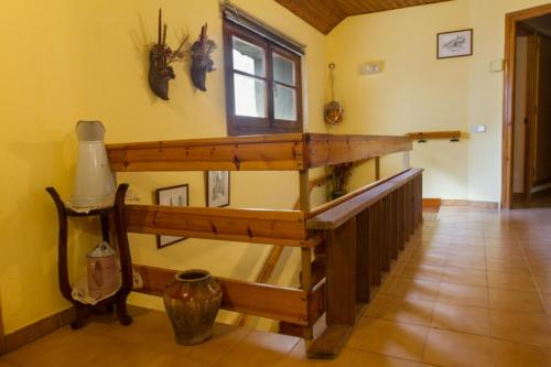 Spa and/or other wellness facilities at Hostal Aiguamog
