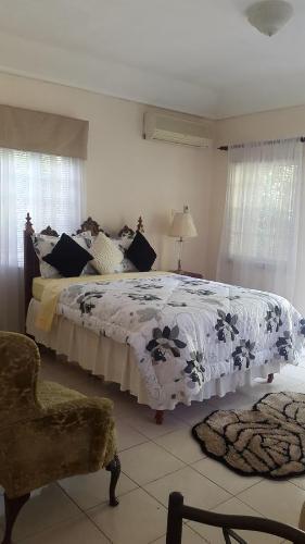 A room at Kingston Studio Apartment