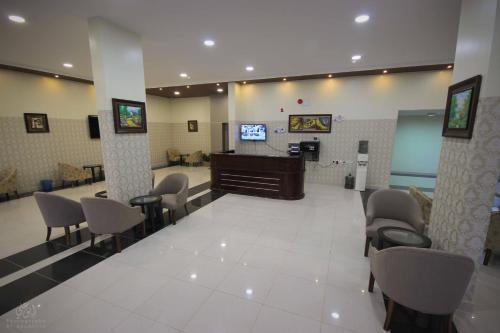 O lounge ou bar de Orkid Arar Residential Units