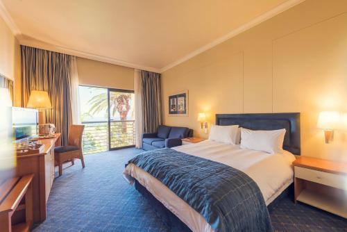 A room at Sibaya Lodge
