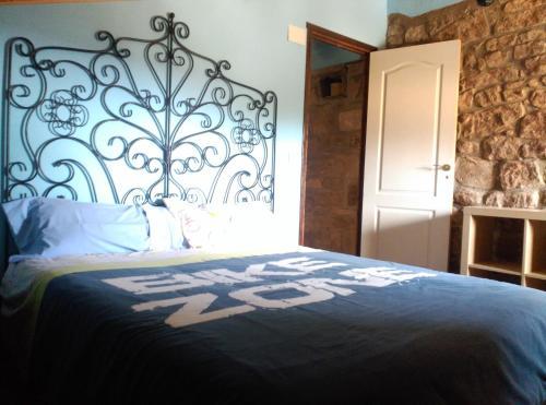 Una habitación en El Pajar