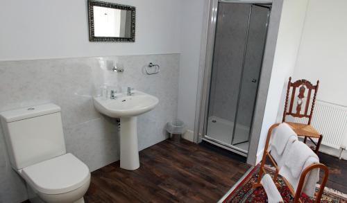Een badkamer bij Armadale House Scotland Farr North Coast B&B