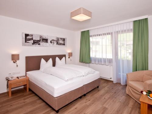 Ein Zimmer in der Unterkunft Hotel Neuwirt