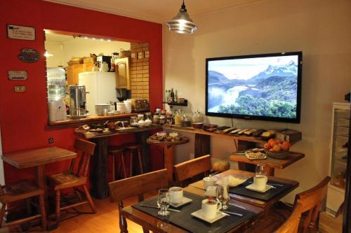 Hotel Boutique Terra Diaguita & Spaにあるレストランまたは飲食店