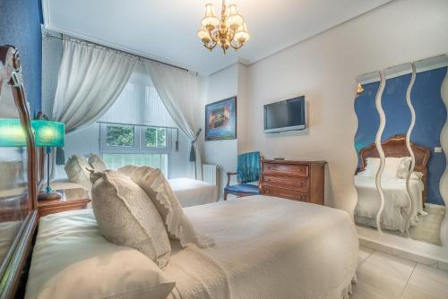 A room at Apartamentos Las Brisas