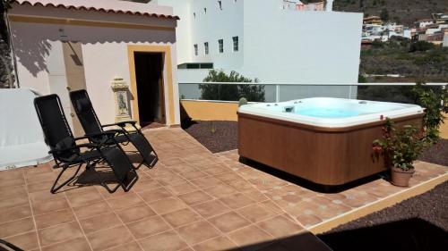 Spa o centro benessere di Casa Regina Tenerife
