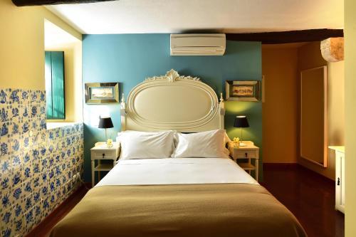 A room at Pousada Castelo de Obidos