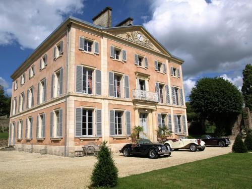 Jardin de l'établissement Château de la Pommeraye