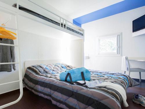 Hébergement de l'établissement hotelF1 Vesoul