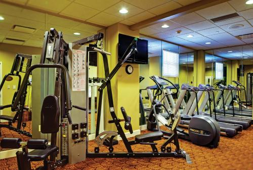 The fitness center and/or fitness facilities at Bohemian Hotel Celebration, Autograph Collection