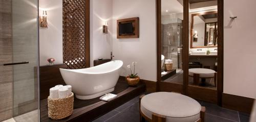 Koupelna v ubytování Nizuc Resort & Spa
