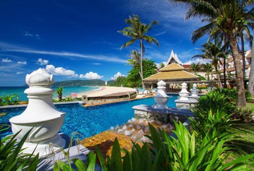The swimming pool at or close to Beyond Resort Karon - SHA Plus