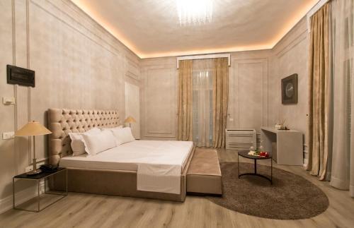 A room at Padam Boutique Hotel