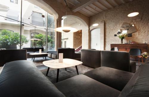 Salone o bar di Mercer Hotel Barcelona