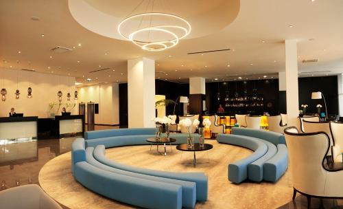 Hol lub bar w obiekcie Mind Hotel Slovenija - Terme & Wellness LifeClass