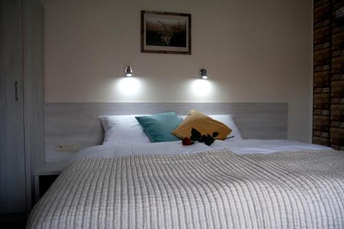 A room at Willa Polanica