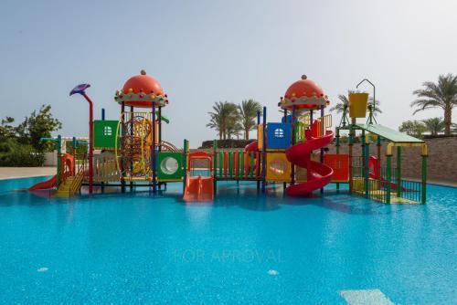 De kinderspeelruimte van Baron Palace Sahl Hasheesh