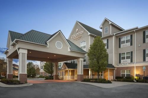 The facade or entrance of Country Inn & Suites by Radisson, Toledo South, OH