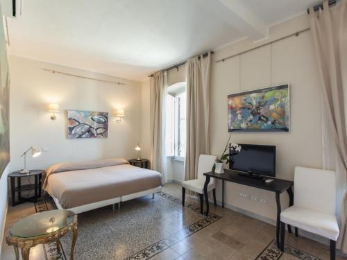 Ein Zimmer in der Unterkunft Residenza Maritti ContemporarySuite